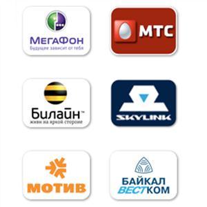 Операторы сотовой связи Яранска