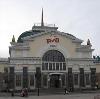 Железнодорожные вокзалы в Яранске