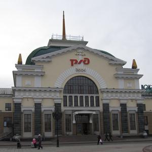 Железнодорожные вокзалы Яранска